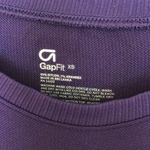 GAP Tops - GapFit Long Sleeve Active Top
